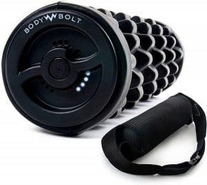 black Bolt Vibrating Foam Roller
