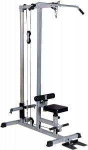 chest extension machine