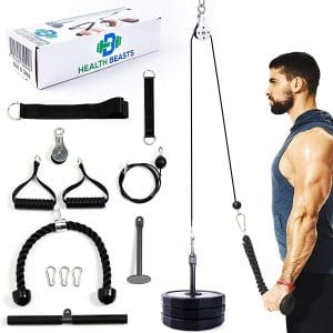 tricep extension machines